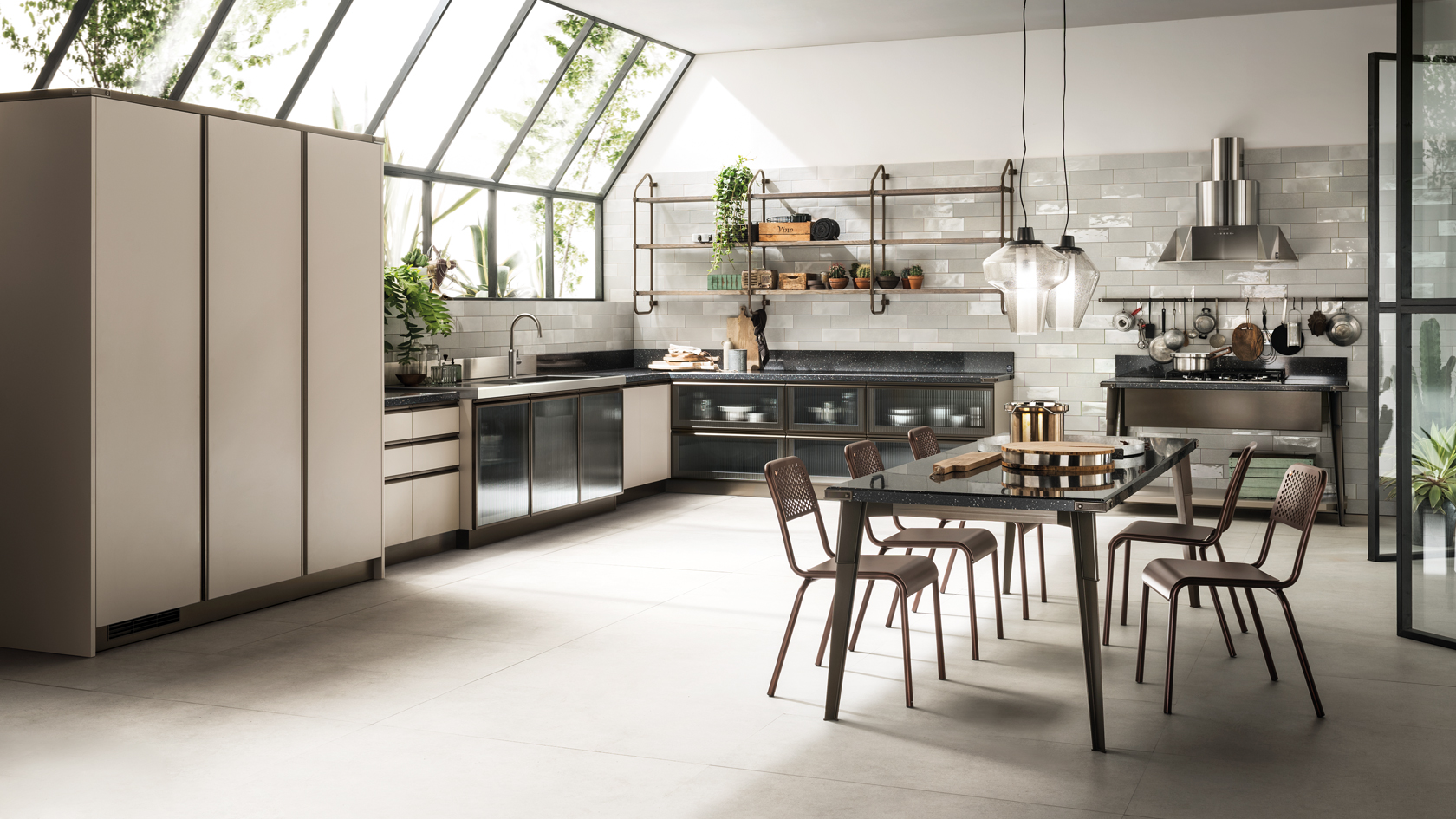 Cucina Scavolini Cracco Scavolini Fabulous Living Room The Lines Of The Snack Top The