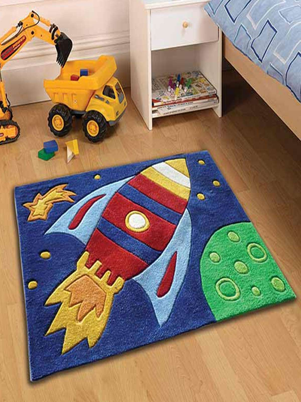 Rugs For Children's Rooms Kids Flair Kids Rocket Multi Rug