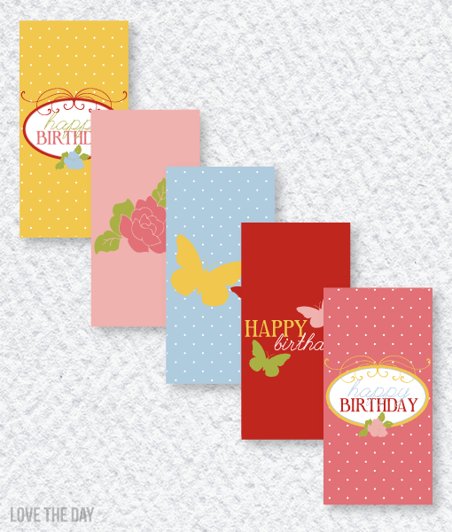 Butterfly Party PRINTABLES:: Mini Candy Bar Wrappers