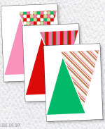 Gingerbread Party PRINTABLES: Pennant Banners