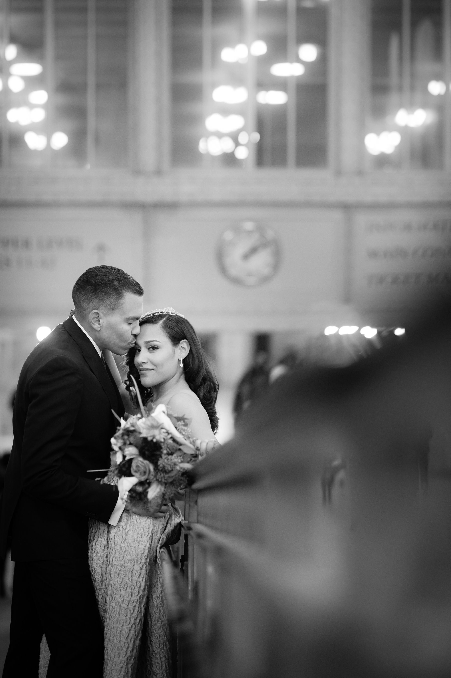 Hochzeit New York Grand Central Wedding Hochzeit In New York City