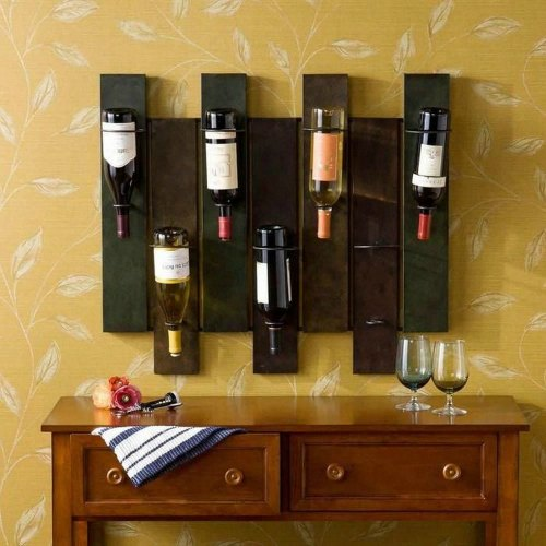Weinregal Retro 13 Pallet Wine Racks | Love Ambie