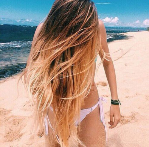 Hiding Grey Hair With Balayage Best Ombre Hairstyles Blonde Red Black And Brown Hair