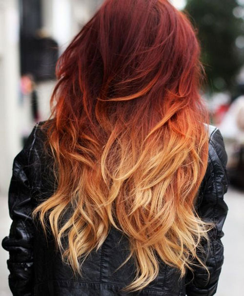 Platinum Hair Black Roots Best Ombre Hairstyles Blonde Red Black And Brown Hair