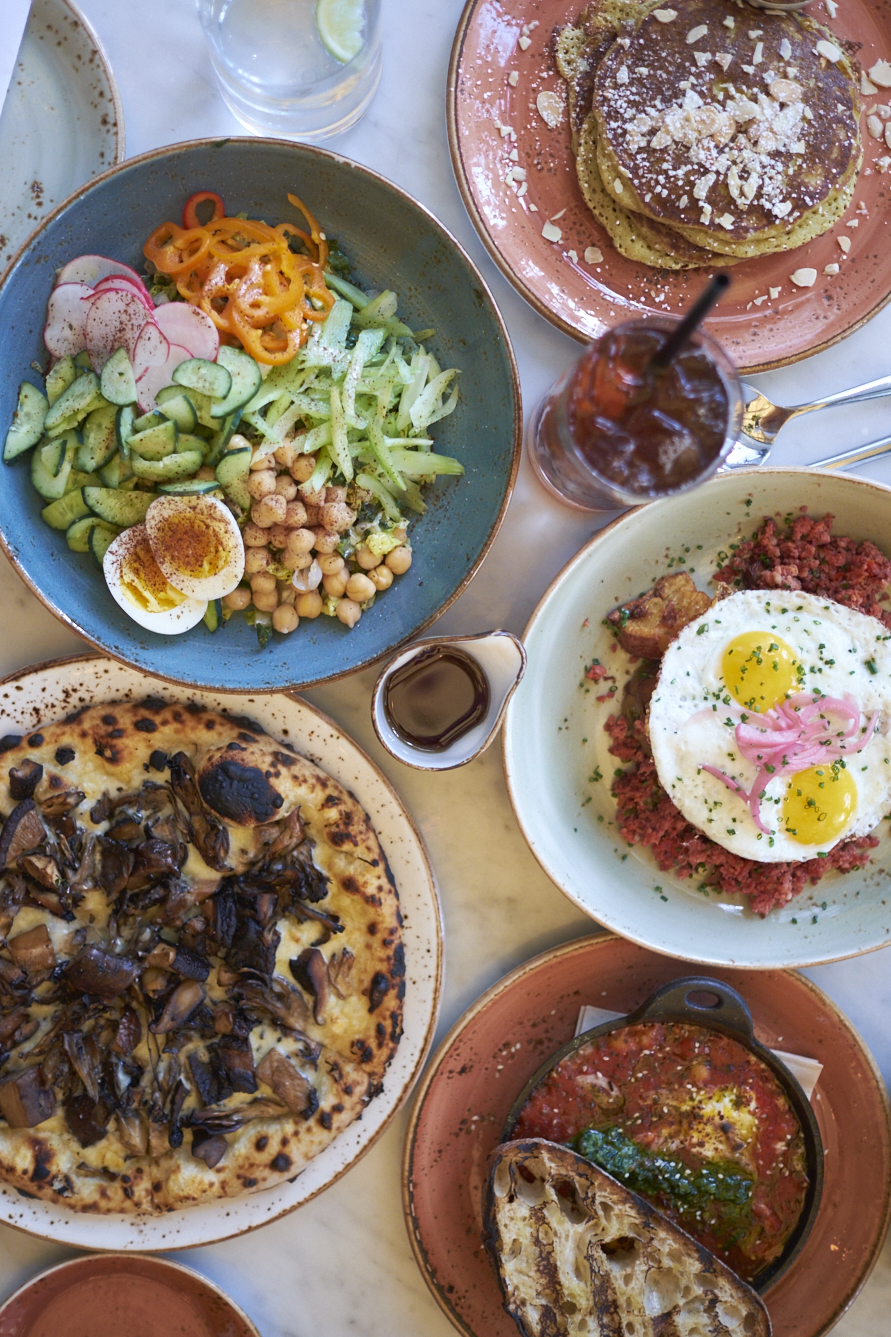 Brunch Best The Four Best Brunch Dishes In Downtown Santa Monica Love