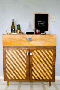 DIY Bar Cart & Our New Paint Sprayer   Love & Renovations