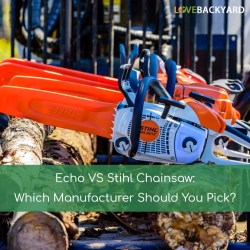 Intriguing Echo Vs Stihl Which Manufacturer Should You Echo Vs Stihl Blower Echo Vs Stihl Battery Trimmer
