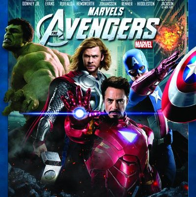 Marvel's The Avengers DVD, Blu-Ray, and Combo Packs as low as $16.99 shipped!