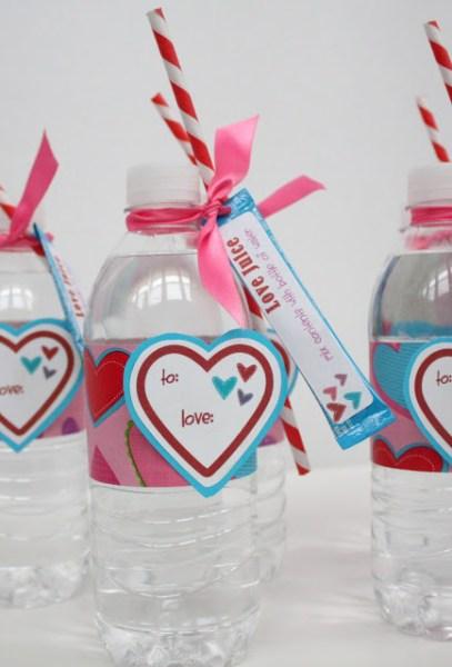 Love Juice DIY Valentine's - 10 DIY Valentine's Day Projects
