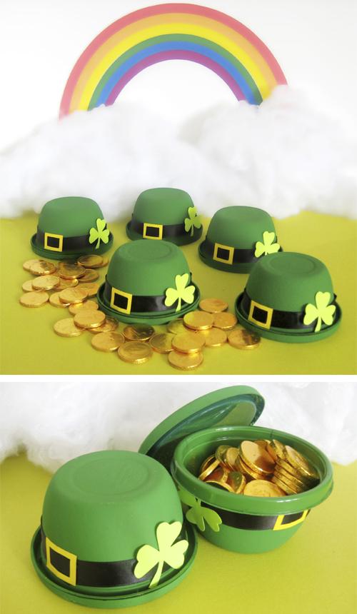 Leprechaun Hat Favours