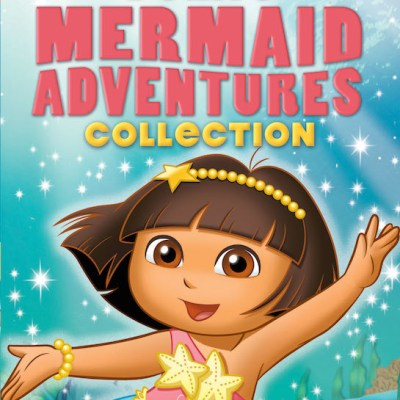 Dora the Explorer: Mermaid Adventures Collection out on DVD