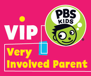 PBS Kids VIP Blogger