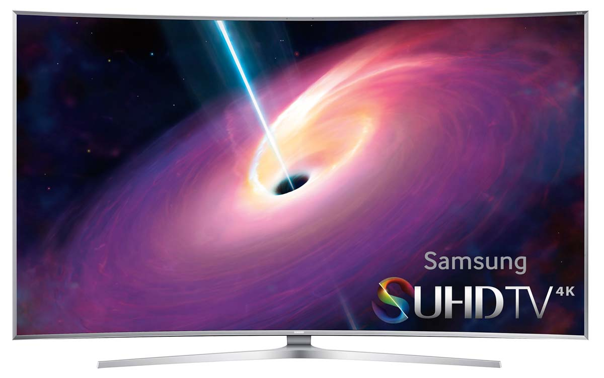 Samsung SUHD TV's @BestBuy
