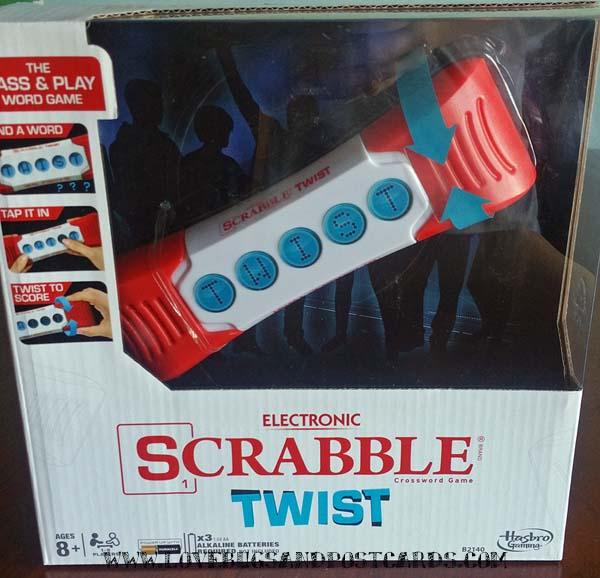 Scrabble Twist Game