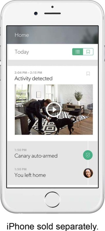 Peace of mind from Canary Home Security #BBYConnectedHome