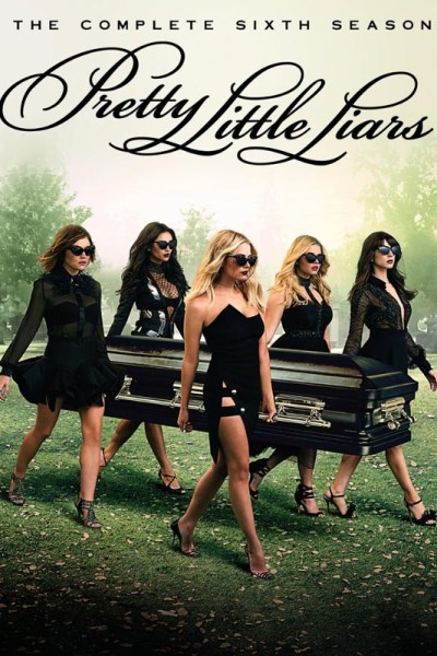 Pretty Little Liars: The Complete Sixth Season on DVD