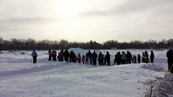 Winterfest in Altona 2014