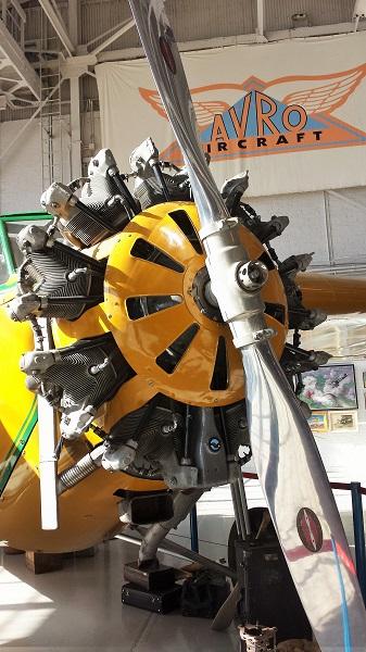 Aviation museum in Winnipeg (4)