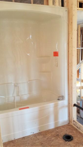 Ванно-душевая кабина