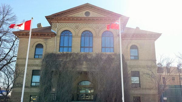 Portage Courthouse