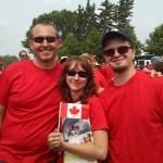 Happy Canada Day 2015. Brandon