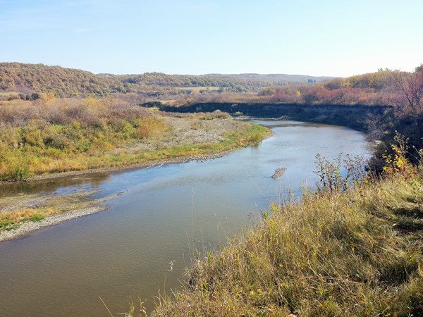 Fall in Pembina Valley