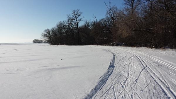 На лыжи отправляются всей семьей