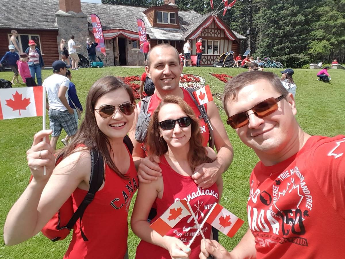 Canada Day 150 и Закон о гражданстве