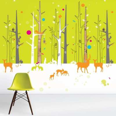 Wallpaper Wednesday: Cool Wallpaper for Kids - Love Chic Living
