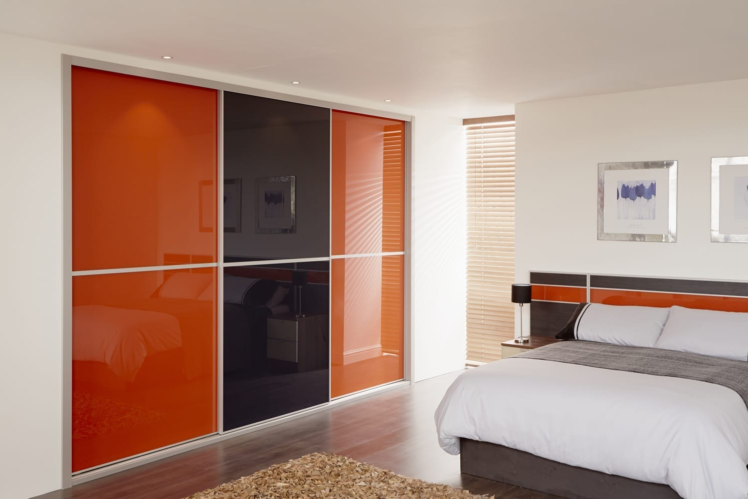 Space Saving Wardrobe Ideas Easy Space Saving Ideas For A Modern Bedroom Love Chic Living