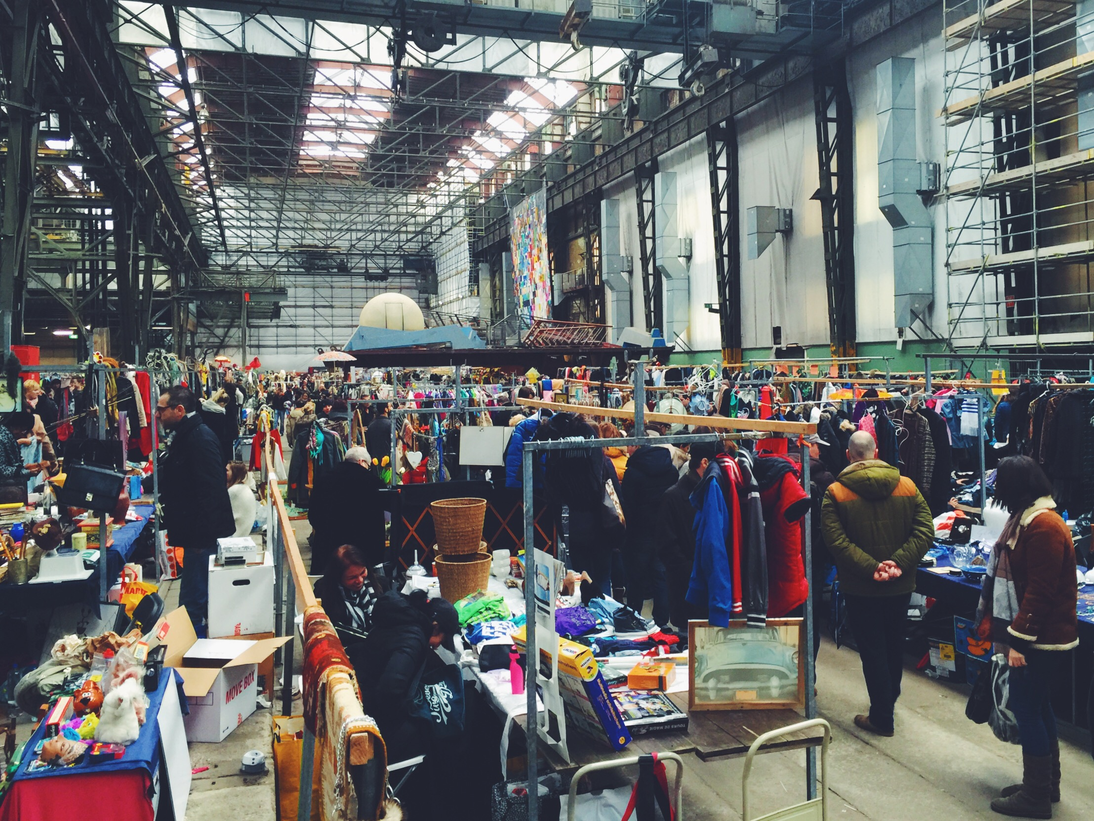 Vlooienmarkt Ijhallen To Do Amsterdam Archieven - Lovecities