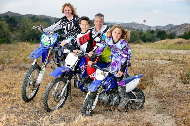 Kristi, Theresa and Family
