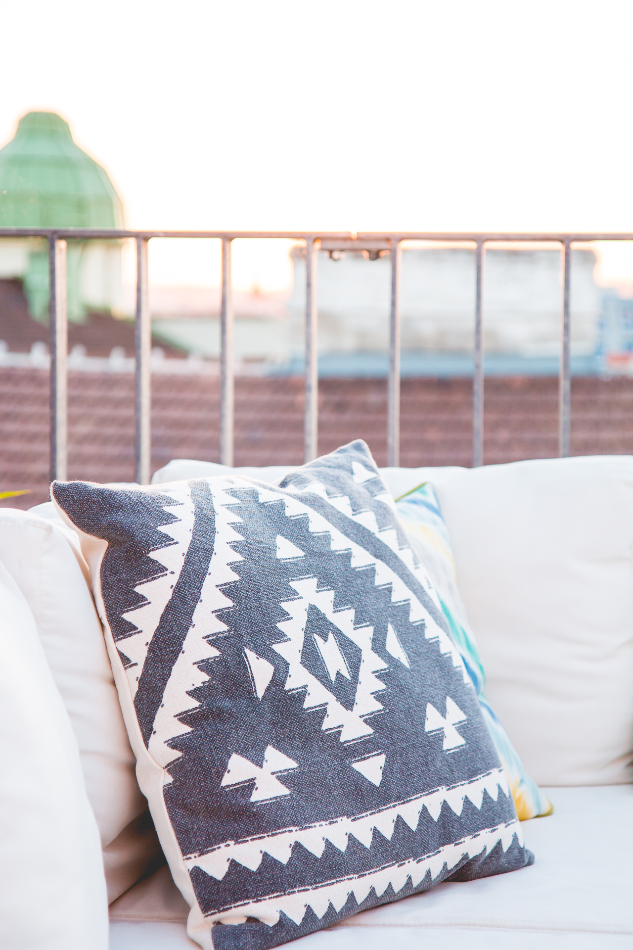 H&m Home Teppich Outdoor Living Rooftop Update The Daily Dose