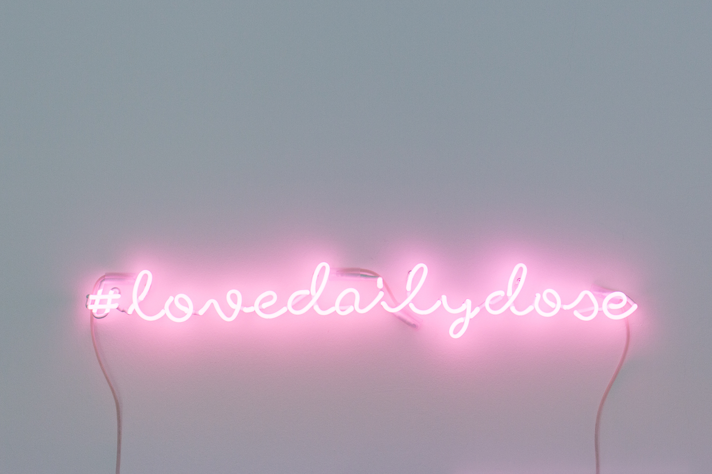 Sygns Office Update: More Storage + A Pink Neon Sign - The Daily Dose