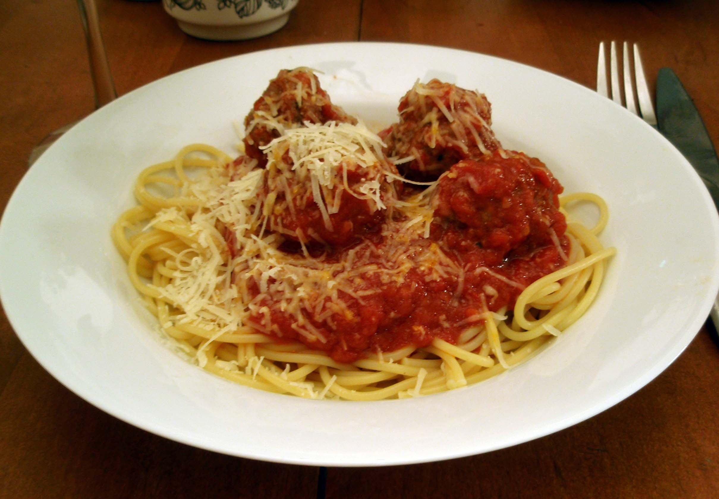 Cucina Restaurant London Eye Recipe For Spaghetti And Meatballs Loved By Parents