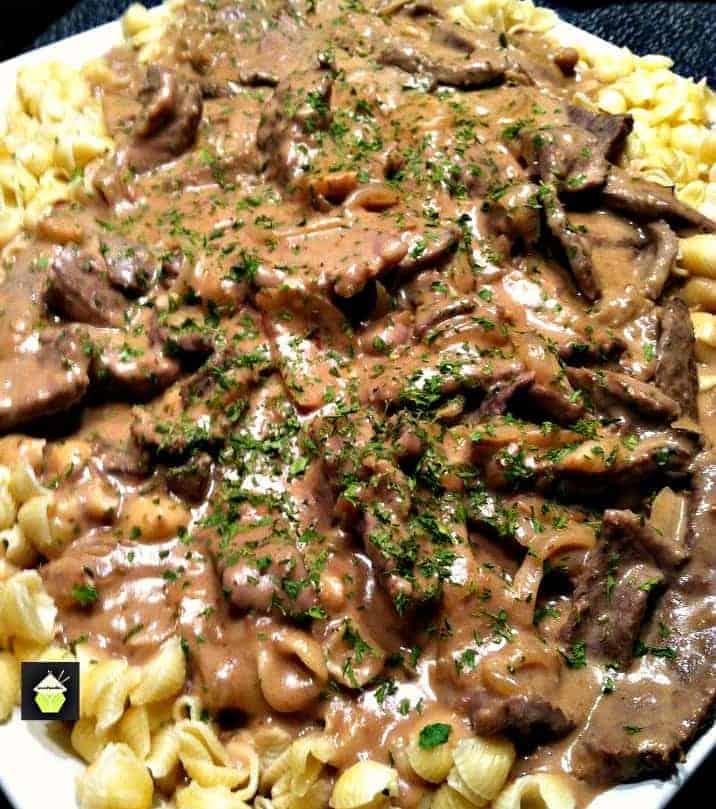Beef Stroganoff – Lovefoodies