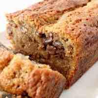 Coffee Pecan Pound Cake
