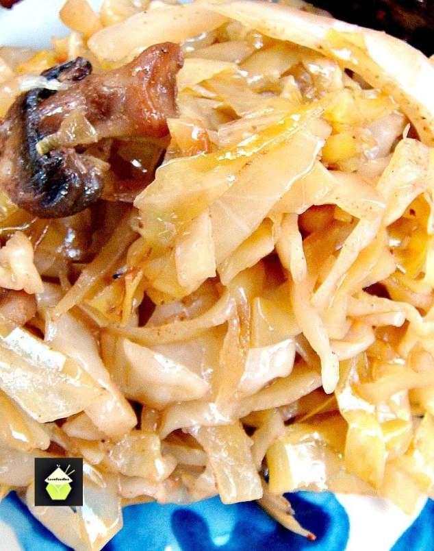 Garlic Cabbage