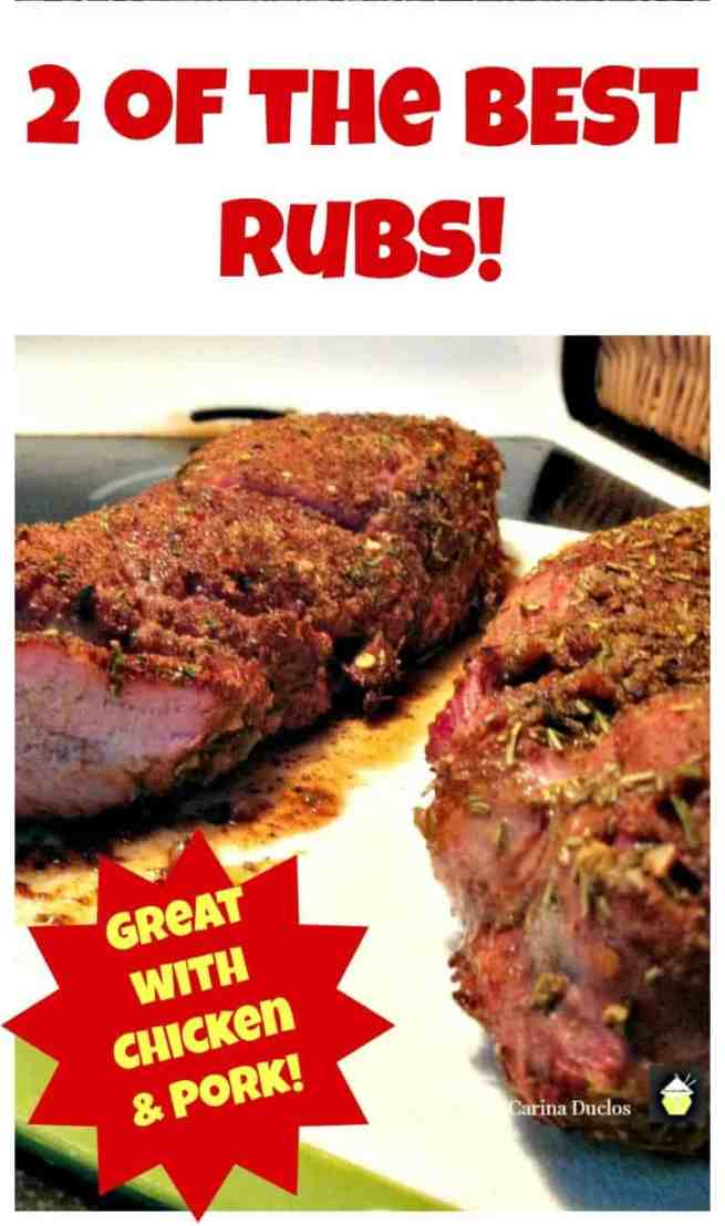 Cari 39 s pork tenderloin rubs lovefoodies - Choose best pork ...