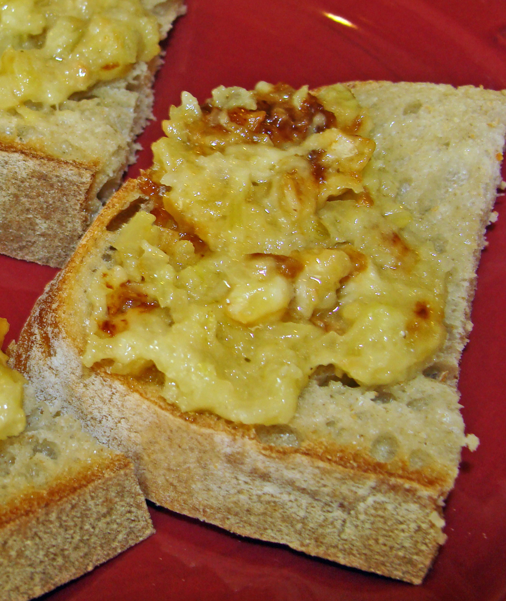 Roasted Fennel & Parmesan Cheese Spread - Love Food, Will Share