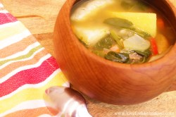 Enticing Recipe You If You Follow My Instructions Exactly You Will Beable To Make This Soup No I Hope You Love It As Much As I Bouyon Poul Haitian Love Haitian Food