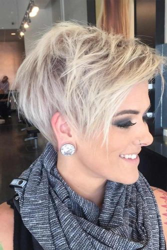 Kurzhaarfrisuren 2017 Damen 39 Popular And Posh Pixie Cut Looks | Lovehairstyles.com
