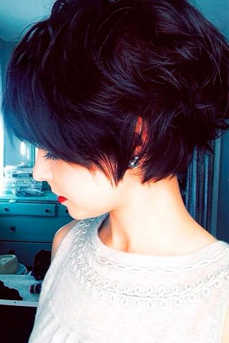 Short Stylish Haircuts Short Layered Hairstyles For Women Lovehairstyles