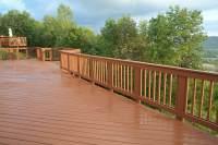 Wood Deck Balusters