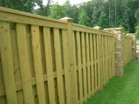 101 Fence Designs, Styles and Ideas (BACKYARD FENCING AND ...