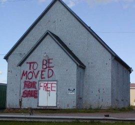 church-closed