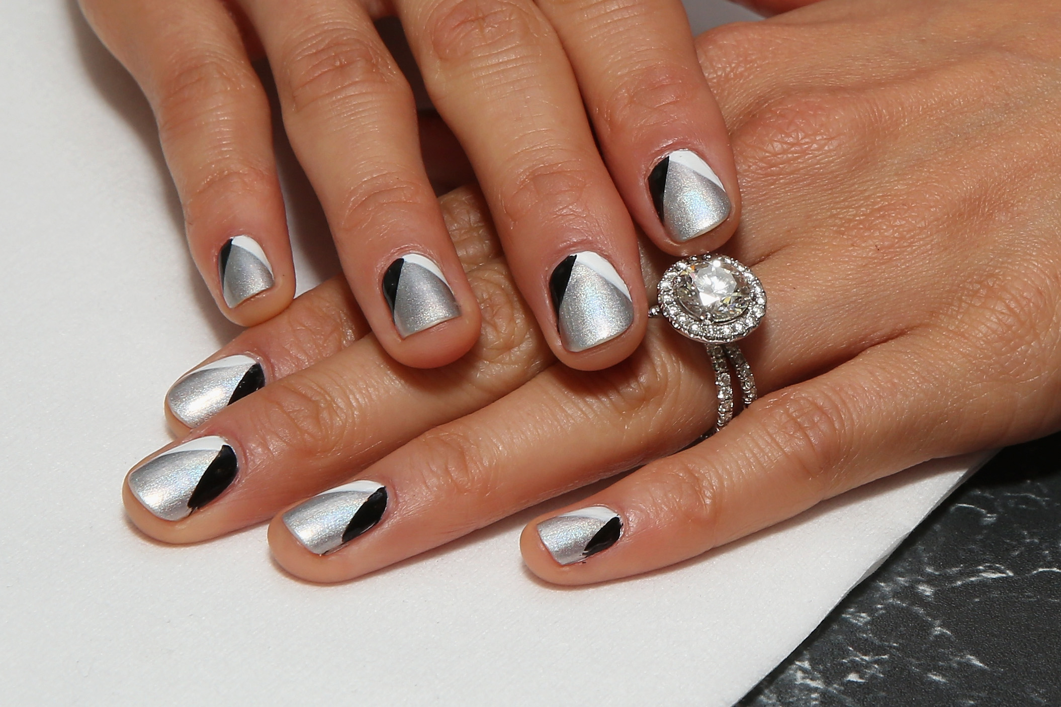 Coffin Nails Stiletto Nails The Other 8 Nail Shapes You Should Definitely Know Before Your
