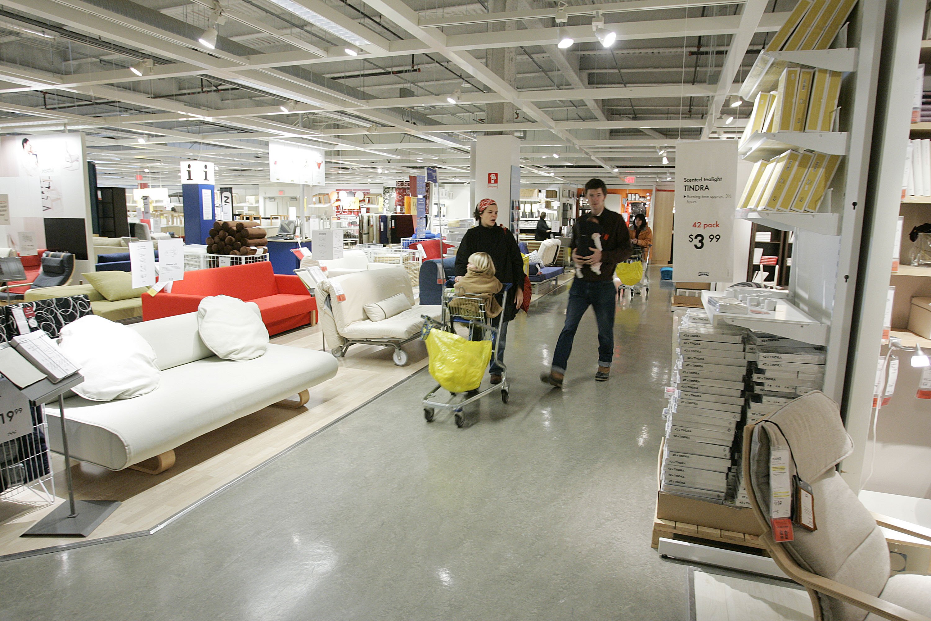 399 Furniture Store 13 Emotional Stages Of Surviving A Trip To Ikea If You Manage To