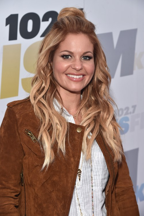 Medium Of Candace Cameron Bure Full House