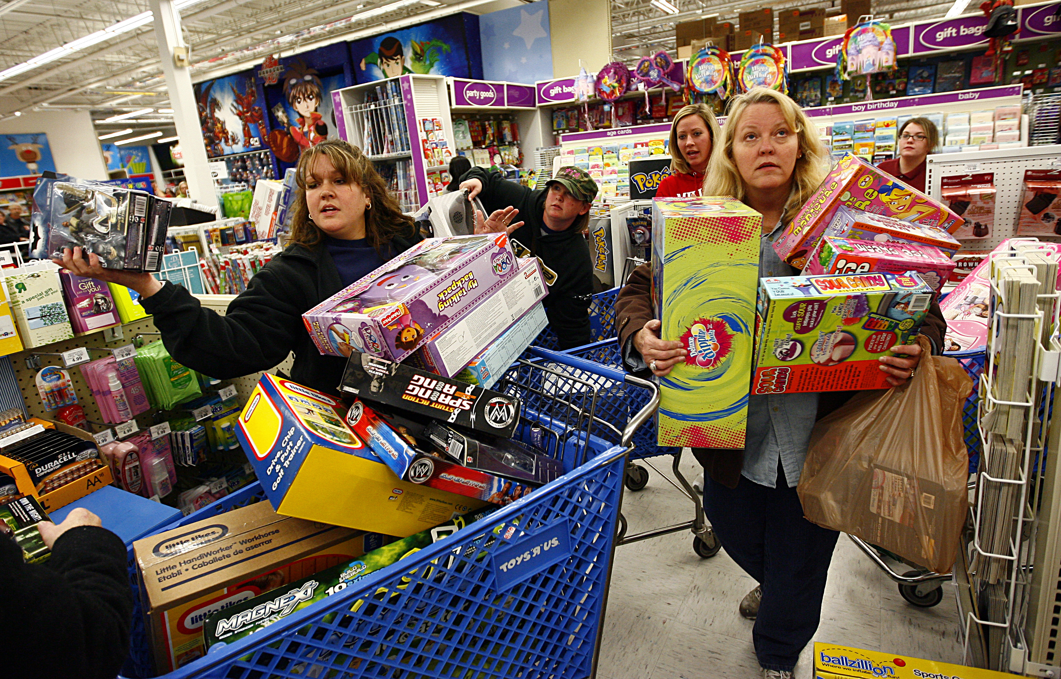 Black Friday Shop Black Friday S Most Dangerous Shopping Moments Is The Discount